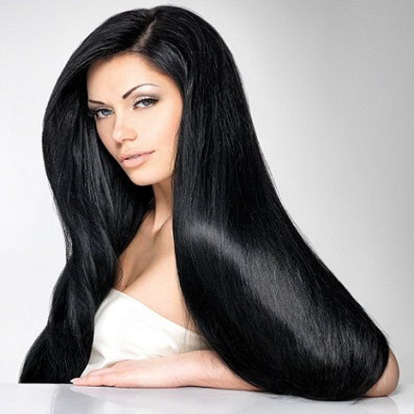 How to get beautiful natural black hair