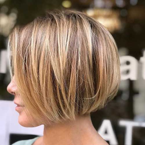 Ultimate Collection of Short Bob Hairstyles [29 Designs]