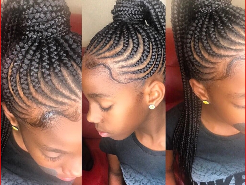 Top 15 Best Braided Style Hairstyles for beautiful and charming Girls