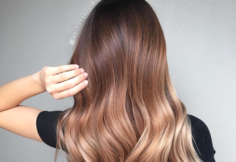 Brown Ombre hair with Best Design Ideas
