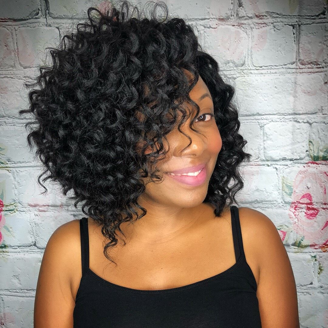 Inspiring Crochet Braids Hair Styles for You