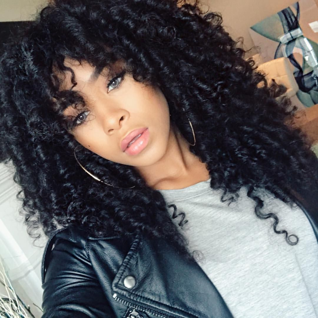 Choose the Beautiful Curly Crochet Hairs Style Design