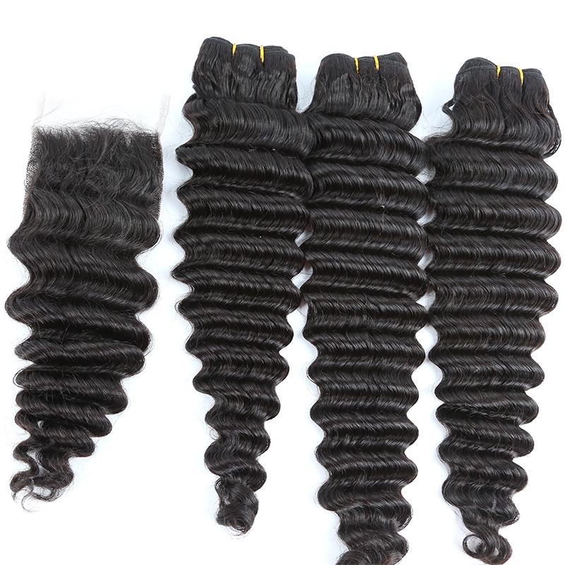 19 Good Deep Wave Hair Designs for Women