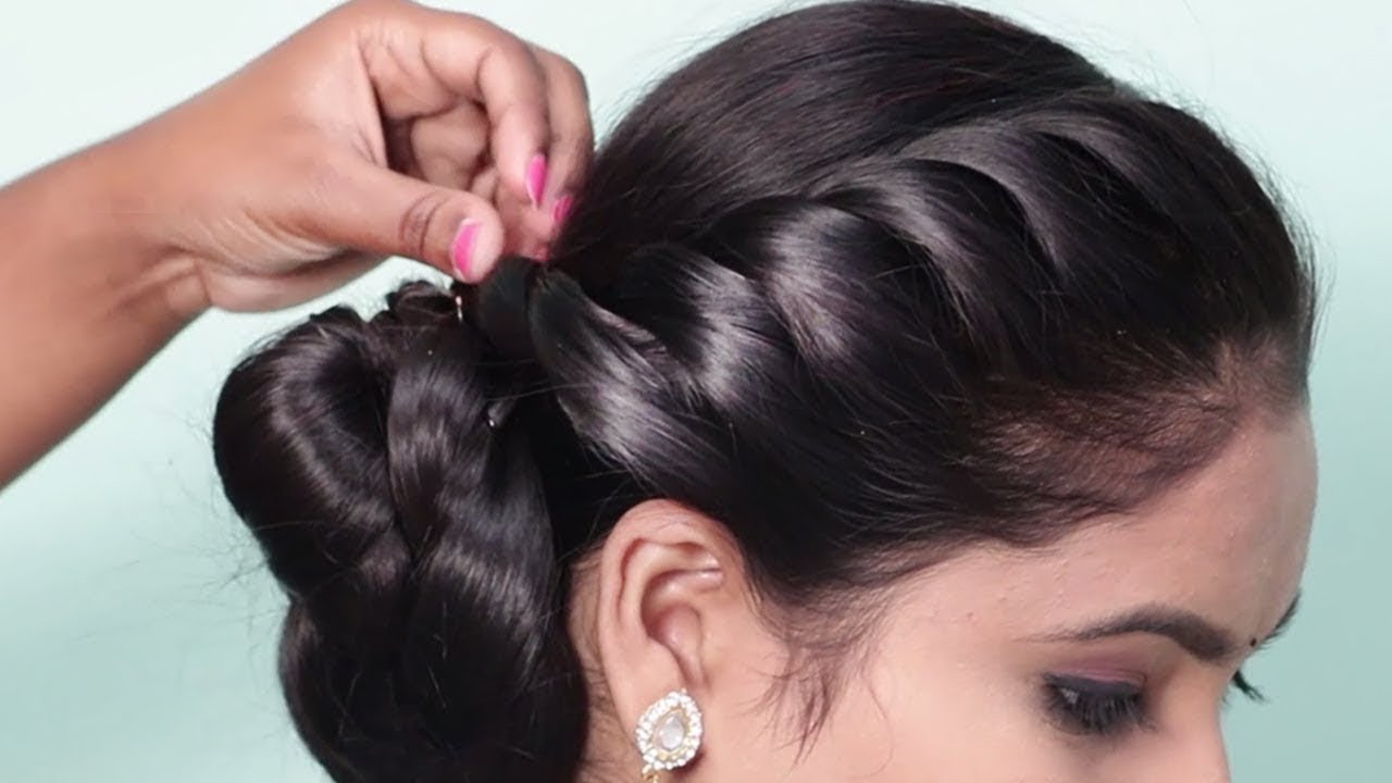 30+ Easy and cute hairstyles for simple girls
