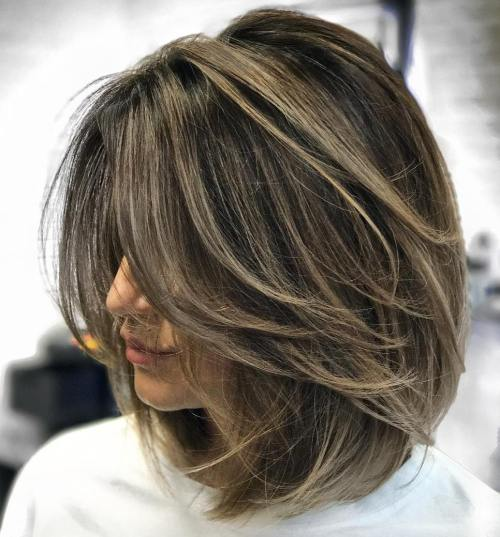 Stunning Medium Haircuts Design Ideas for You