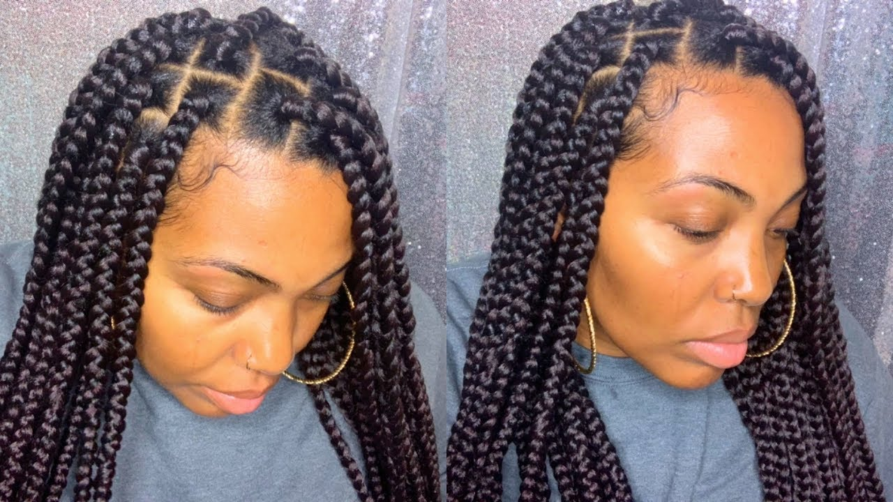 Pre stretched braiding hair that saves time and money!