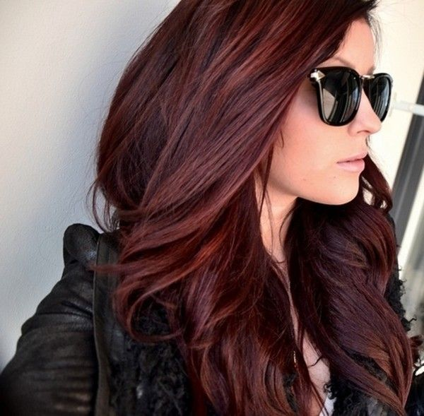 37 Red Brown Hair Ideas for Beautiful Hairstyle