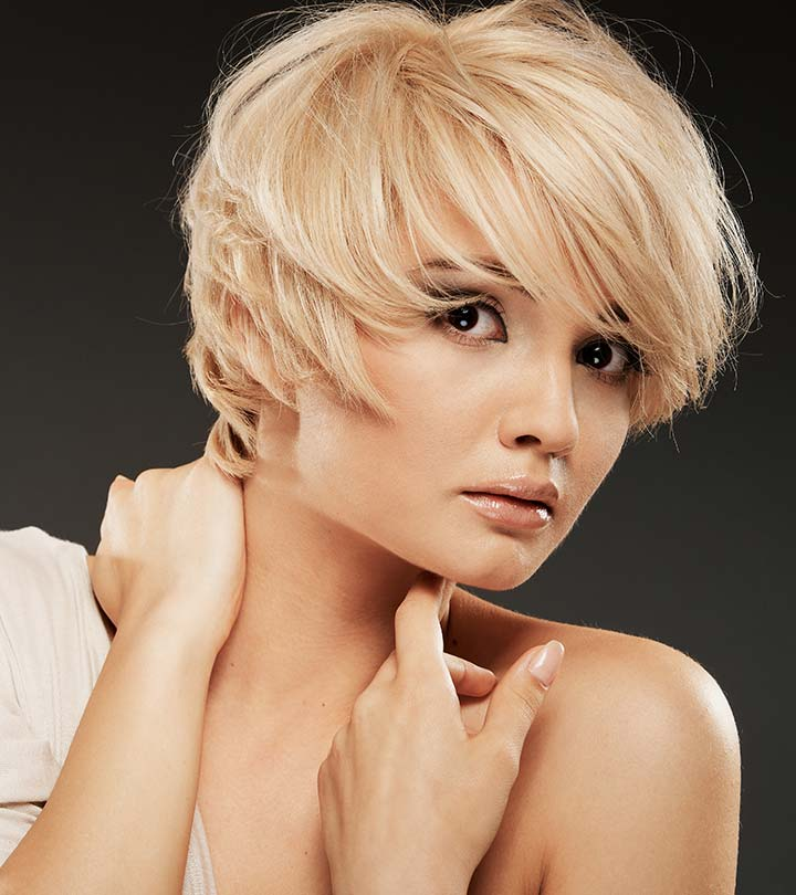 Top Stylish Short Layered Hair to follow