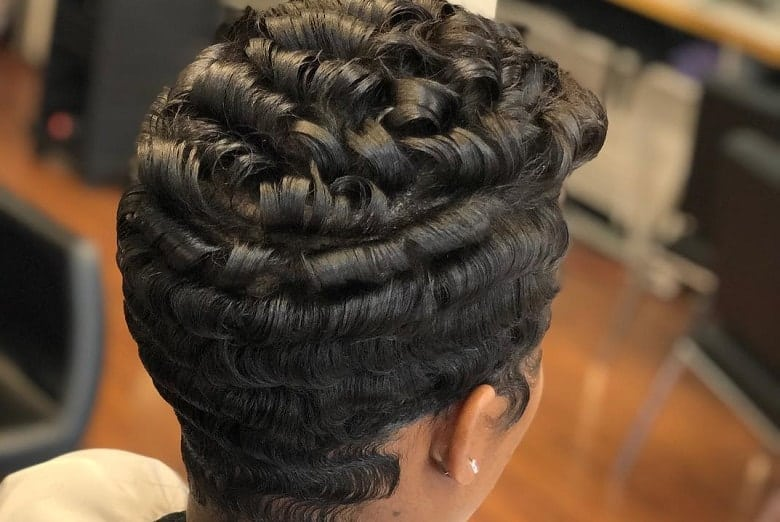 100+ Beautiful Waves Hair That will impress you!