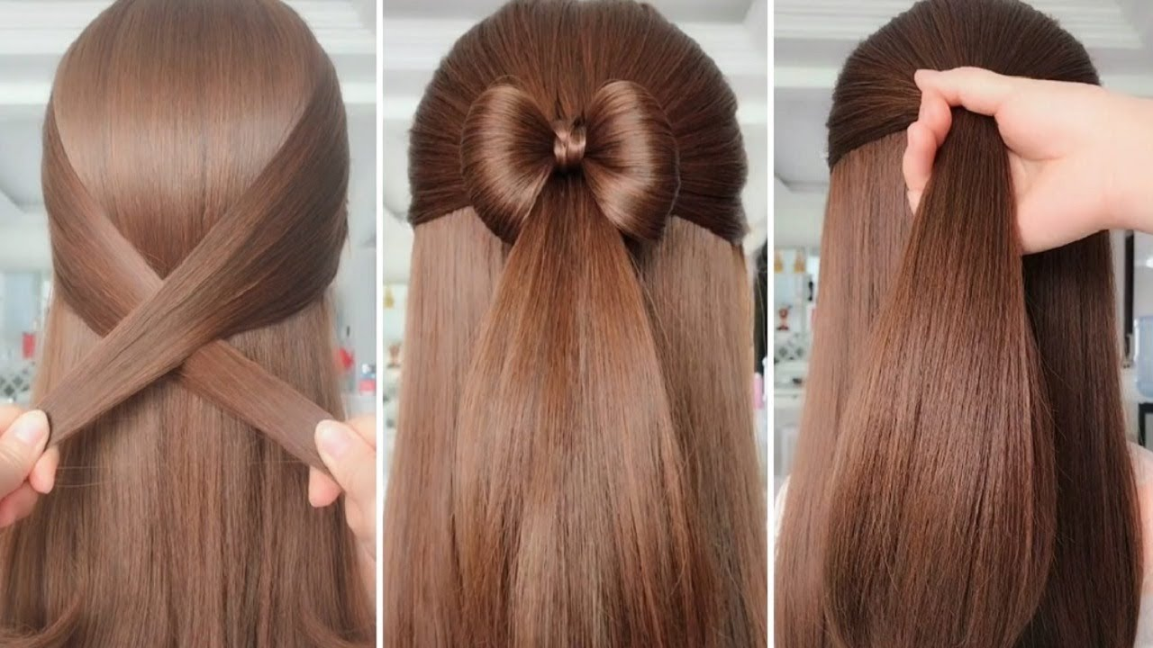 100 + Easy hairstyles with Amazing Ideas for ever