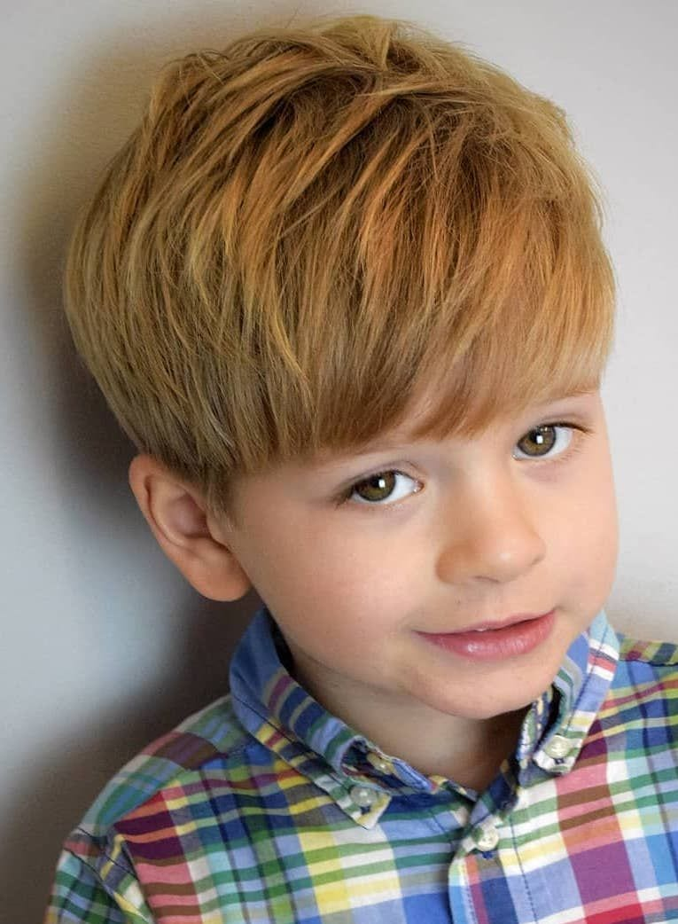 Little Boy Haircuts Ideas You Must Consider Trying Human Hair Exim