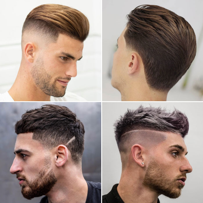 Men haircut Ideas with Types and a few advices for styling