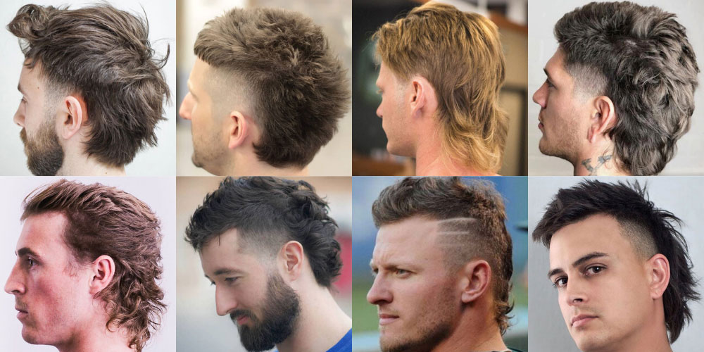 Best Mullet hair styles Ideas for Men For Ever