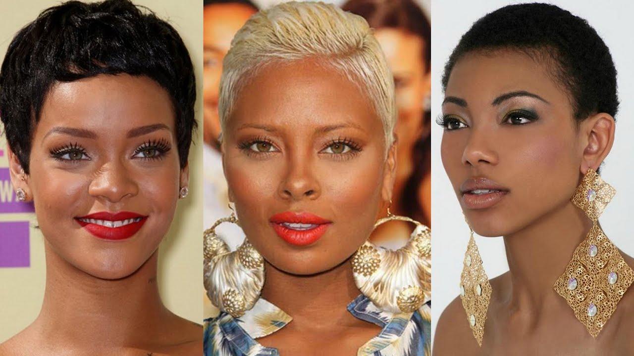 100+ Best Short Hairstyles For Black Women