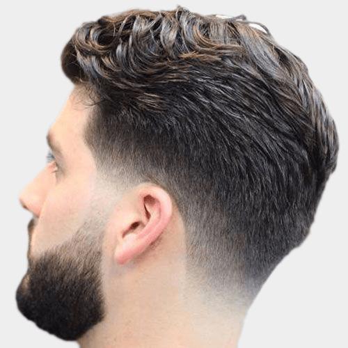 90+ Top Taper Haircut Design Ideas for Men