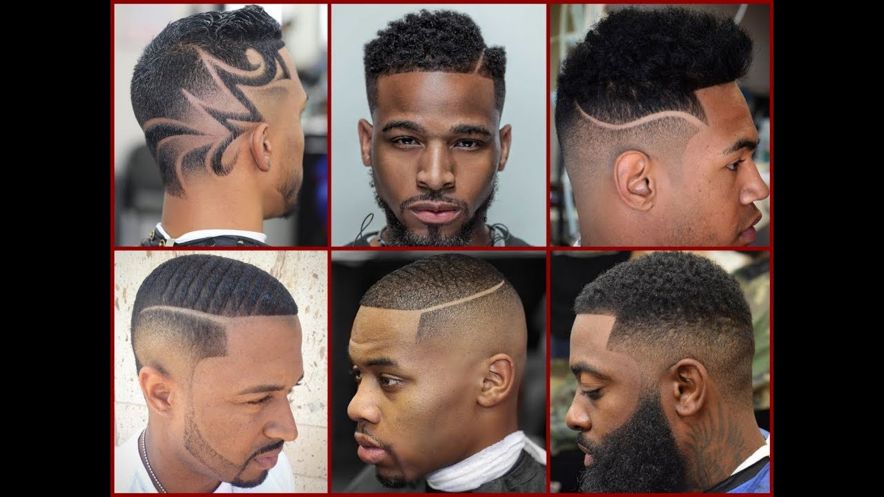 30+ Awesome Haircuts For Black Men