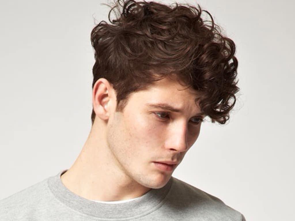 30+ Latest Trendy Curly Hair For Men