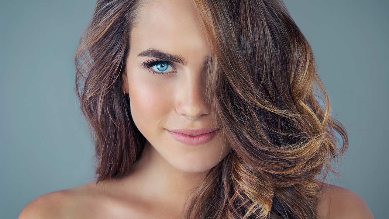 20+ The Best Dark Brown Hair With Highlights