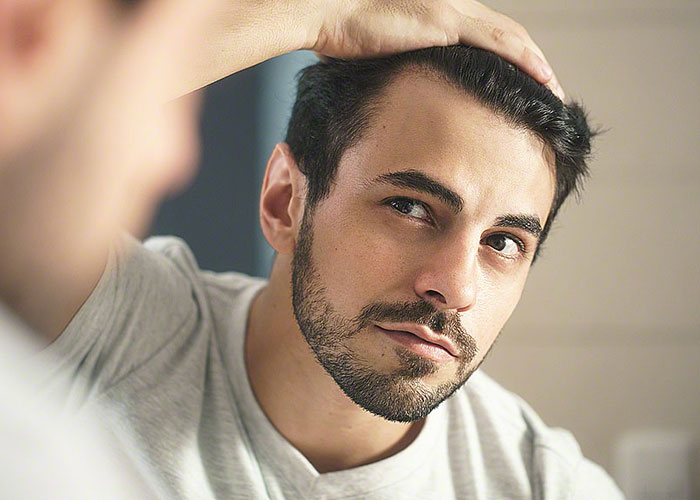 Receding hairline: Reasons, signs, Treatment and every thing