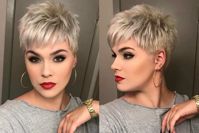110 Best of This Year short haircuts Designs for women