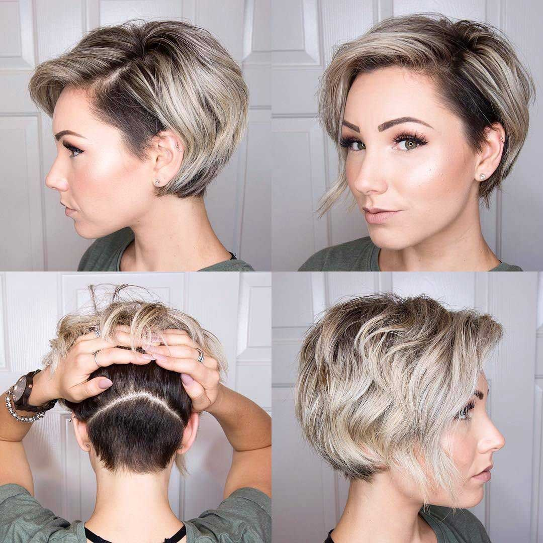 145+ Wonderful Short hairstyles for women