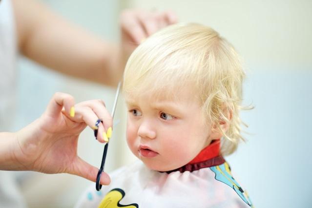 20+ Cute Toddler Boy Haircut Style