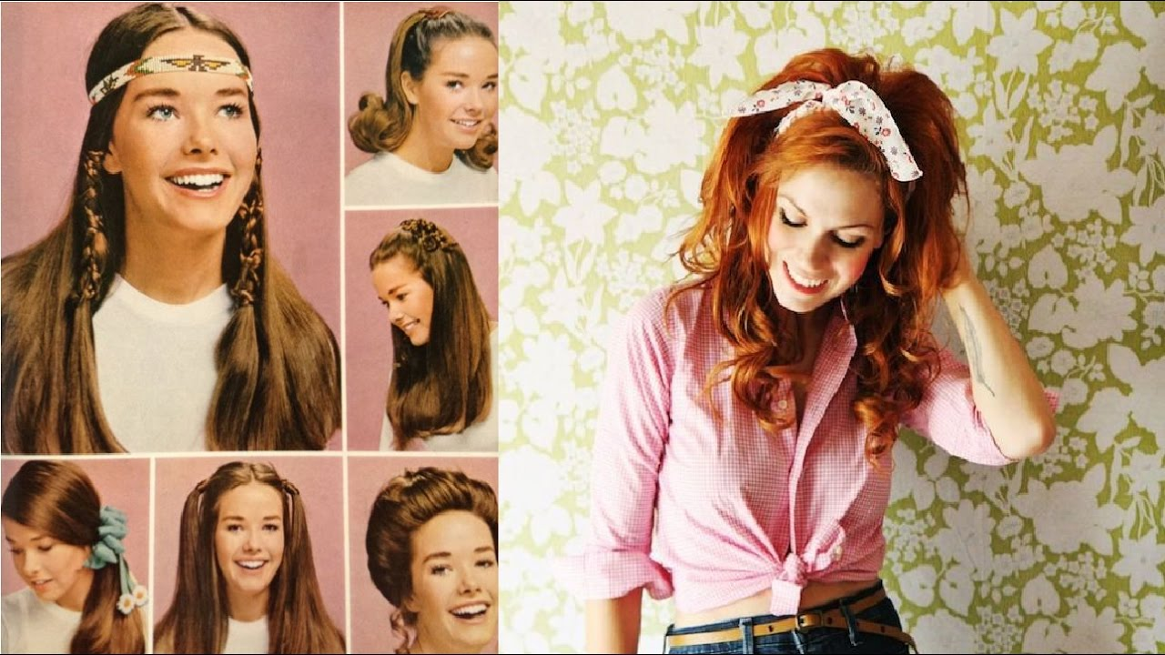 70s Hairstyles – A Few Good Ones