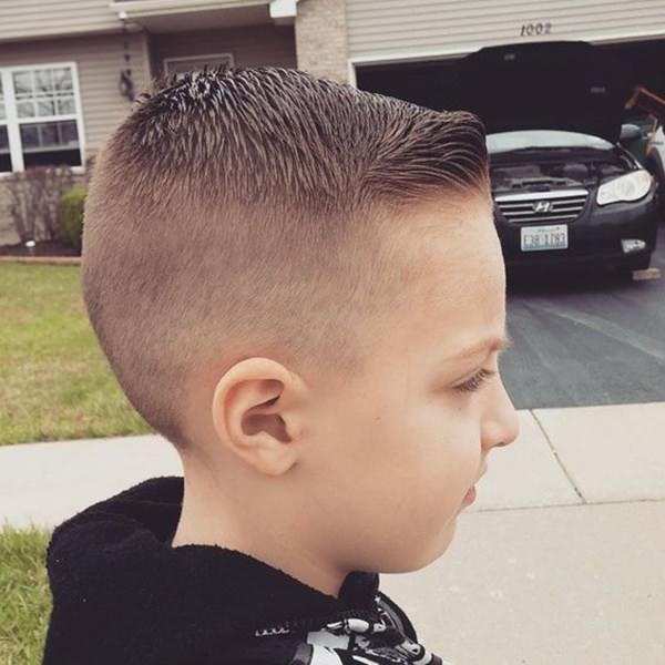 How To Have A Boys Fade Haircut Human Hair Exim