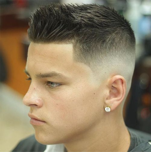 Latest Trendy Short Hairstyles For Boys