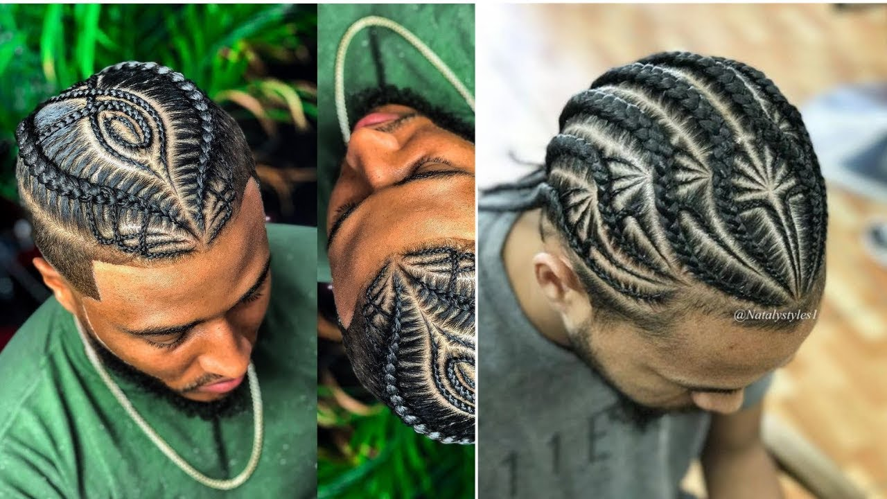 A Brief Introduction To Braid Hairstyles For Men