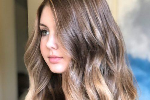 Brunette Hair styles For Women