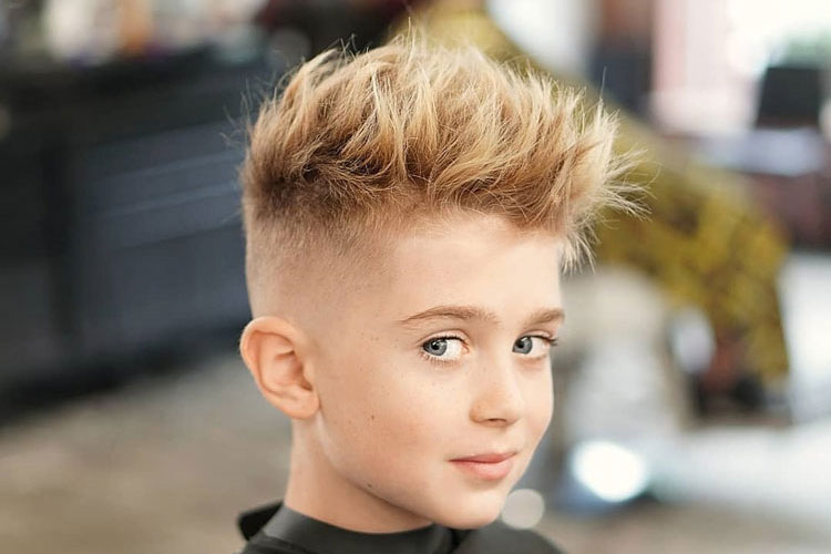 Cool Haircuts For Boys That Will Make Him Look Cool