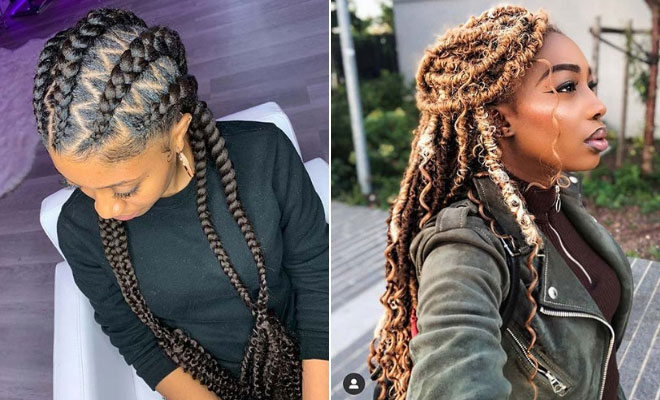 Some of the Best Hairstyles For Black Women