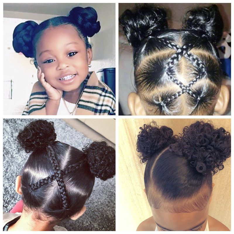 Little Black Girl Hairstyles – Simple and Easy