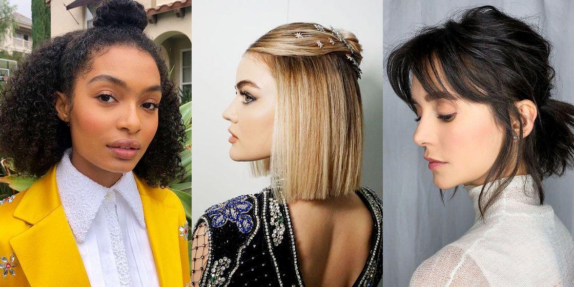 How to Wear Medium Length Hair