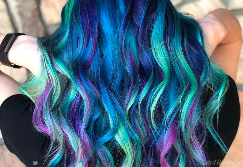 How To Take Care Of Mermaid Hair