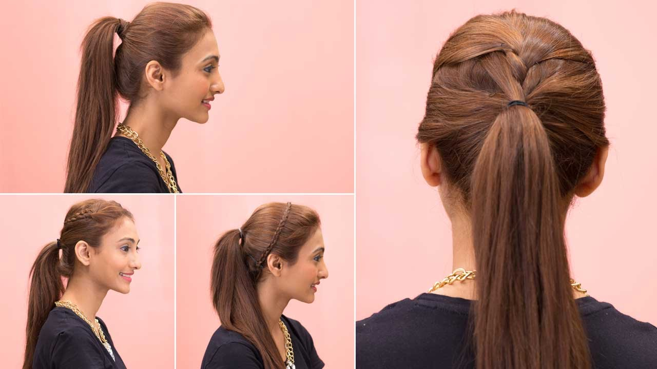 The Popularity of Ponytail Hairstyles