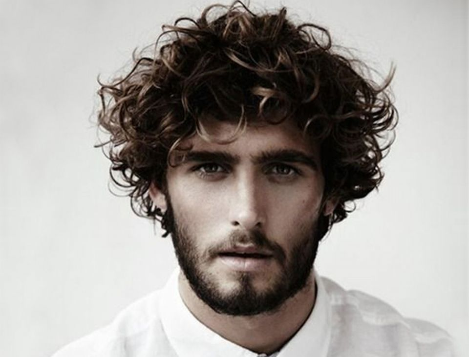 Styling Tips For Wavy Hair Men