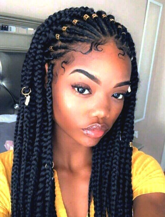 Great Braided Hairstyles For Black Women Human Hair Exim