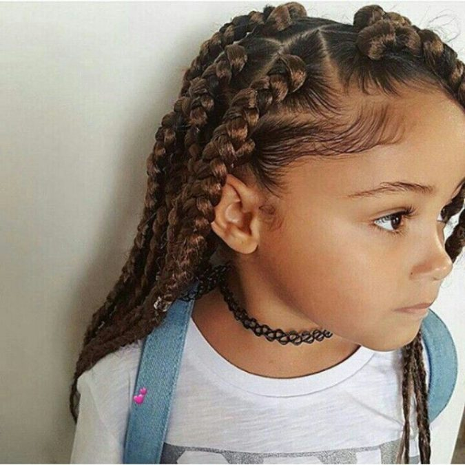 Braid Hairstyles For Girls Some Of The Best Human Hair Exim
