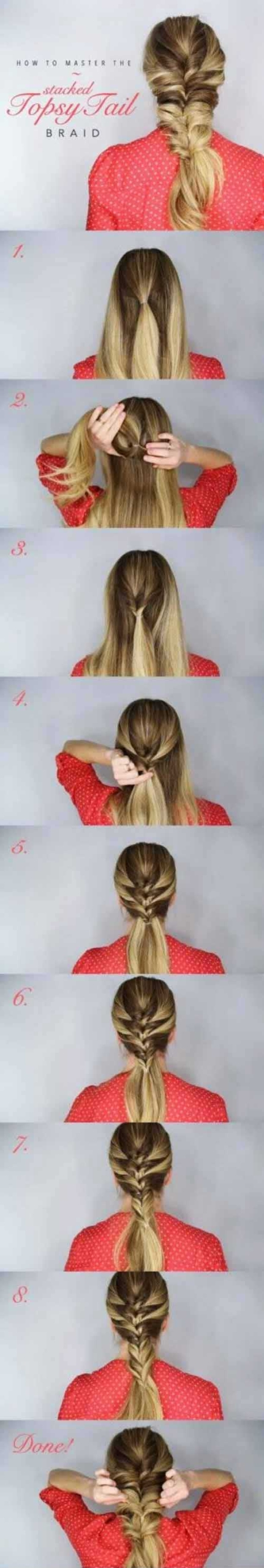 Braid Hairstyles For Girls - Some Of The Best - Human Hair Exim