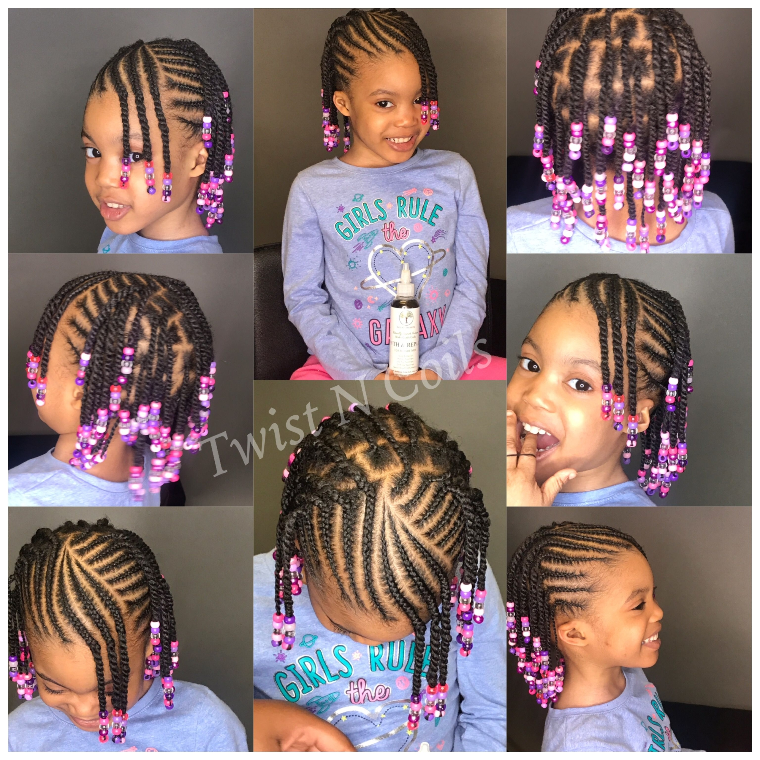 Braided Hairstyles For Kids Great Ideas And Easy Style Human Hair Exim