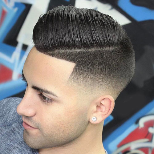 How To Have A Great Comb Over Haircut