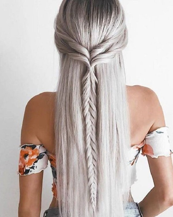 Some Easy Hairstyles For Long Hair Human Hair Exim