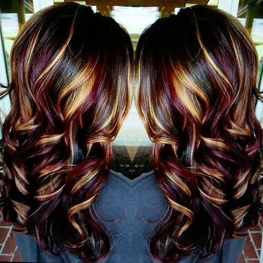 Fall Hair Colors – Choosing the Right One