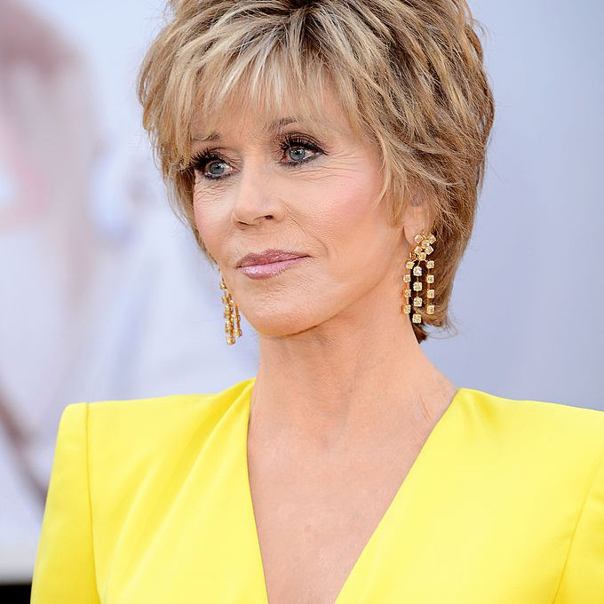 Hairstyles For Older Women Can Be Very Cool!