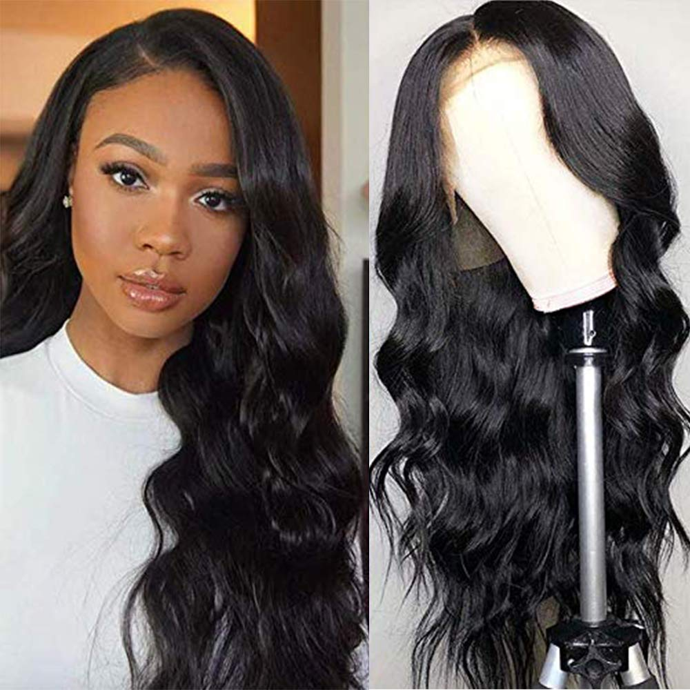 Get A Beautiful Human Hair Lace Front Wigs