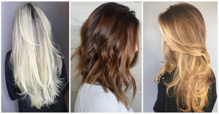 How to Choose Hairstyles With Layered Hair