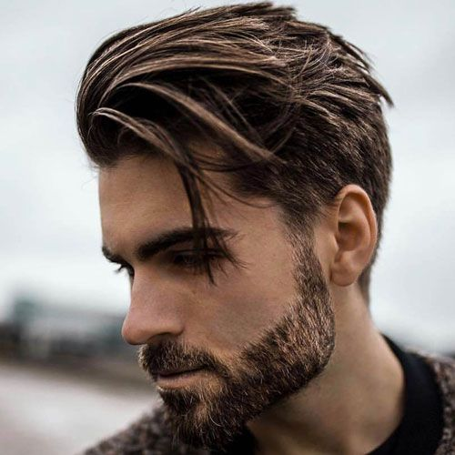 How to Choose a Long Hair On Top Short On Sides Look