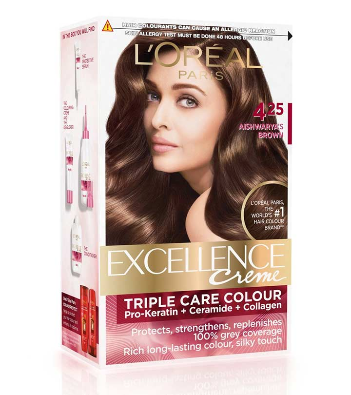 The Choice of Color With the Loreal Hair Color Line